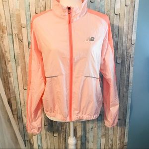 New Balance Lightweight Zip up Athleisure Jacket